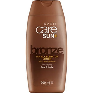 AVON care SUN+ MAXI TAN Lotion für intensive Bräune