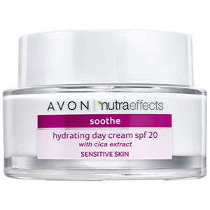 AVON nutra effects Ageless 35+ Revitalisierende Tagescreme LSF 20