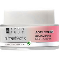 AVON nutra effects Ageless 35+ Revitalisierende Nachtcreme