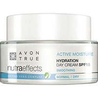 AVON nutra effects Hydration Tagescreme LSF 15