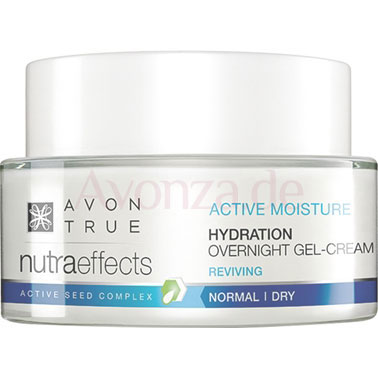 AVON nutra effects Hydration Leichte Gelcreme