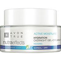 AVON nutra effects Hydration Gelcreme für die Nacht