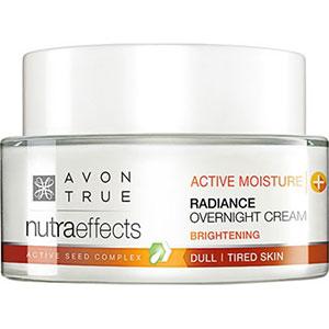 AVON nutra effects Radiance Regenerierende Nachtcreme