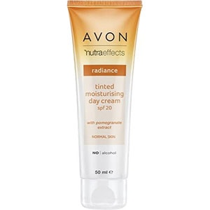 AVON nutra effects Radiance Getönte Tagescreme LSF 20