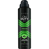 AVON On Duty Men's Fresh Deospray