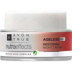 AVON nutra effects Ageless 45+ Aufbauende Nachtcreme