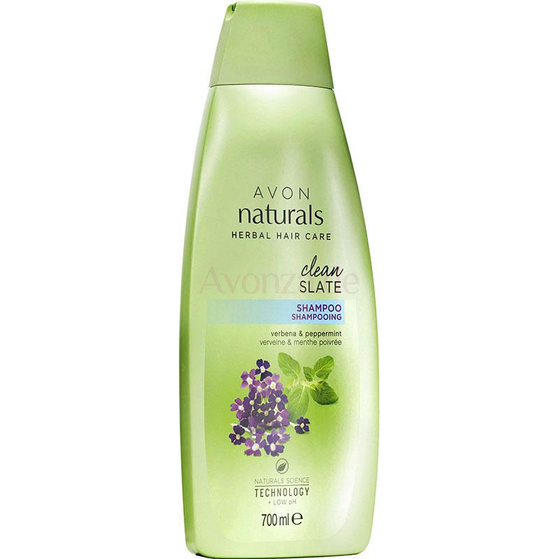 AVON naturals hair Verbene & Pfefferminze Shampoo 700 ml