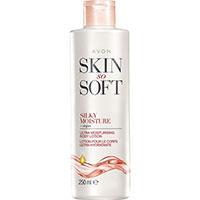 AVON skin so soft silky moisture Feuchtigkeitsspendende Körperlotion