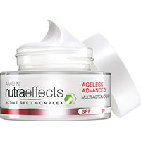AVON nutra effects Ageless Advanced Tagescreme LSF 20