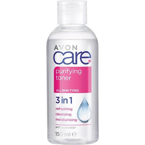 AVON care Rosenwasser Gesichtsreiniger