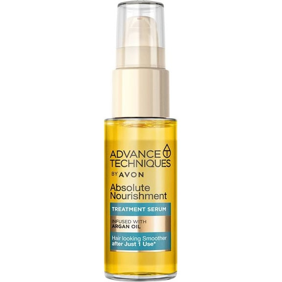 AVON Advance Techniques Marokkanisches Arganöl Haarkur