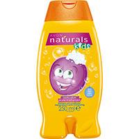 AVON naturals Kids Perky Plum Shampoo & Duschgel