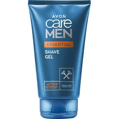 AVON care MEN Essentials Revitalisierendes Rasiergel
