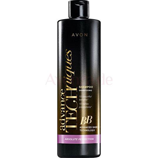 AVON Advance Techniques Absolute Perfection Shampoo 400 ml