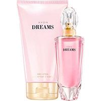 AVON Dreams Eau de Parfum + Körperlotion Set