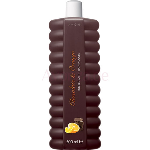 AVON BUBBLE BATH Schaumbad Schokolade & Orange 500 ml