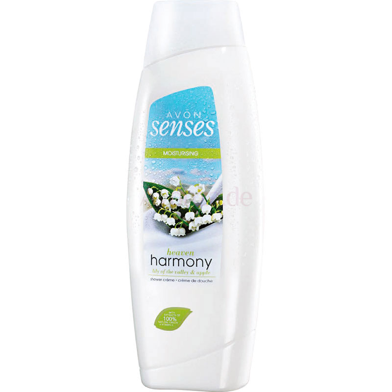 AVON senses Heaven Harmony Duschcreme 500 ml