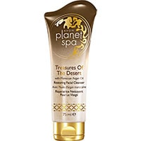 AVON planet spa Treasures of the Desert Gesichtsreinigungscreme