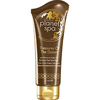 AVON planet spa Treasures of the Desert Rhassoul-Tonerde Maske für das Gesicht