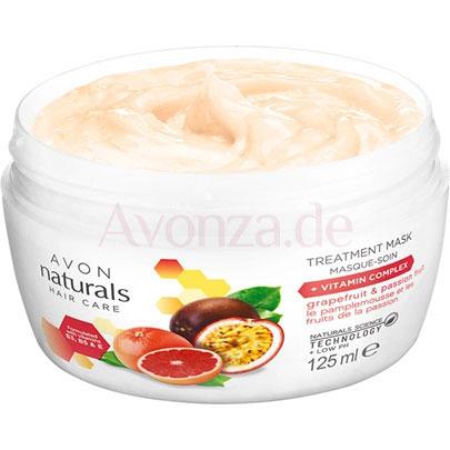AVON naturals Haarkur mit Vitamin-Komplex