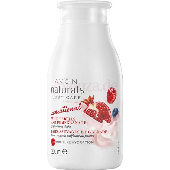AVON naturals Joghurt Körperlotion