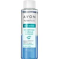AVON nutra effects Milder Zwei-Phasen-Augen-Make-up-Entferner