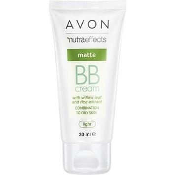 AVON nutra effects Mattierende BB-Creme für ebenmäßigen Teint LSF 15