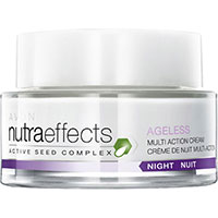 AVON nutra effects Ageless Anti-Aging Nachtcreme