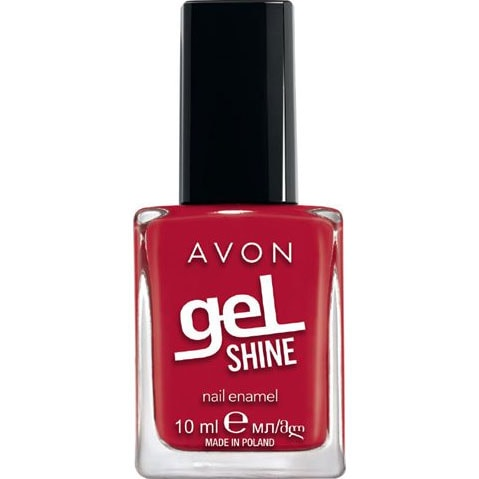 AVON mark. Gel Shine Nagellack