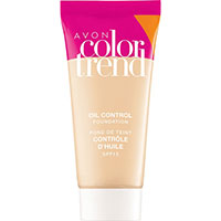 AVON COLORTREND Ölfreie Foundation LSF 15