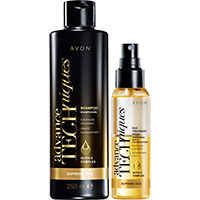 AVON Advance Techniques Supreme Oils Set 2-teilig