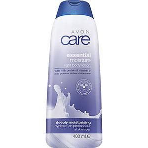 AVON care essential moisture Körperlotion mit Milchproteinen & Vitamin E