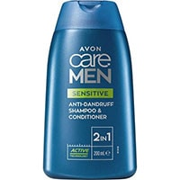 AVON care MEN Sensitive 2-in-1 Shampoo & Spülung gegen Schuppen