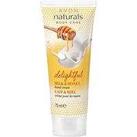 AVON naturals Milch & Honig Handcreme