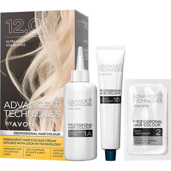 AVON Advance Techniques PROFESSIONAL HAIR COLOUR Haar-Coloration