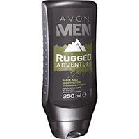 AVON Men Rugged Adventure Shampoo & Duschgel