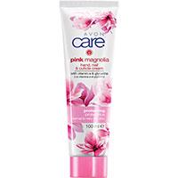 AVON care Rosa Magnolie Creme für Hände, Nägel & Nagelhaut