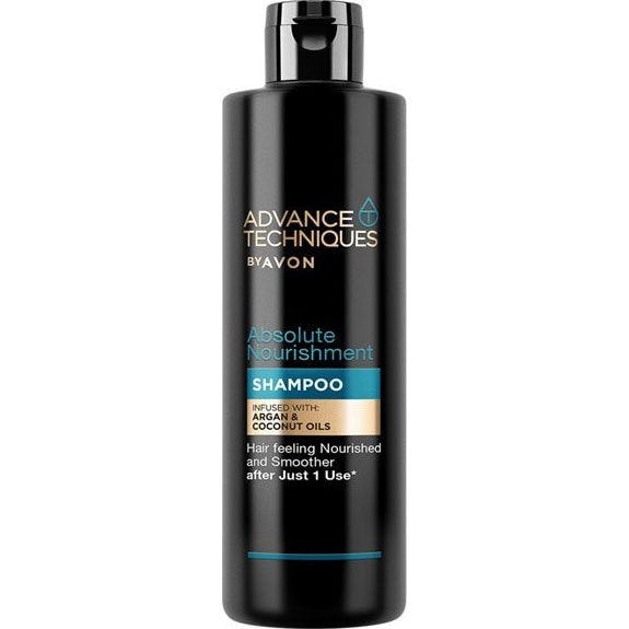 AVON Advance Techniques Marokkanisches Arganöl Shampoo