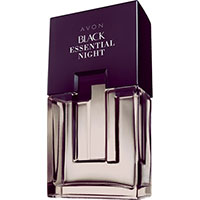 AVON Black Suede Night Eau de Toilette