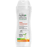 AVON nutra effects deep nourishment Körperlotion für die Dusche