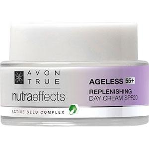 AVON nutra effects Ageless 55+ Regenerierende Tagescreme LSF 20