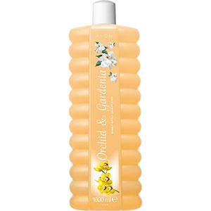 AVON BUBBLE BATH Schaumbad Orchidee & Gardenie 1 l