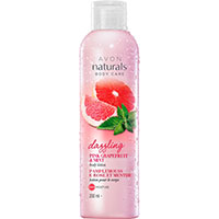 AVON naturals Grapefruit & Minze Körperlotion