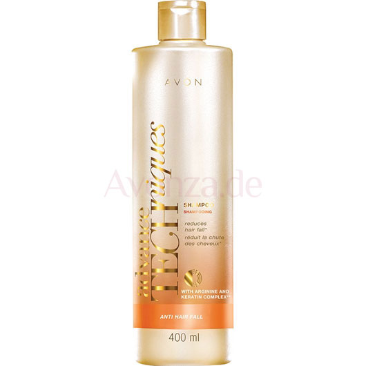 AVON Advance Techniques Anti-Haarausfall-Shampoo 400 ml