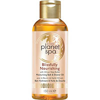 AVON planet spa Blissfully Nourishing Bade- & Duschöl mit Sheabutter