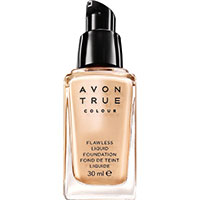 AVON True Colour ideal flawless Flüssige Foundation