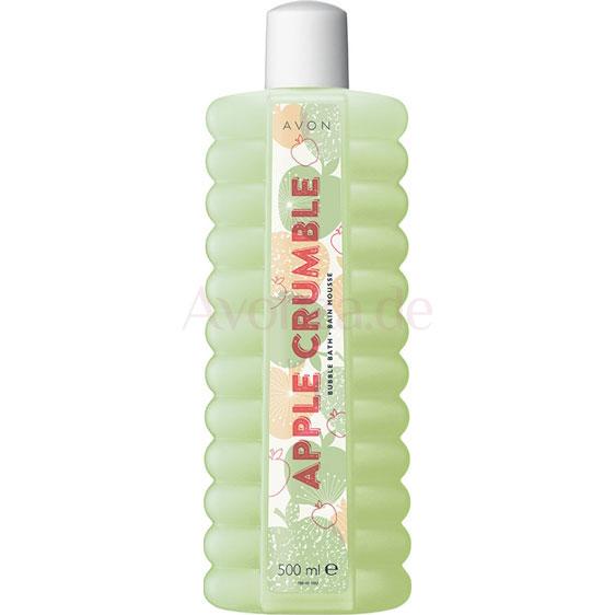 AVON BUBBLE BATH Schaumbad Apple Crumble 500 ml