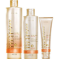AVON Advance Techniques Anti-Haarausfall Set 3-teilig