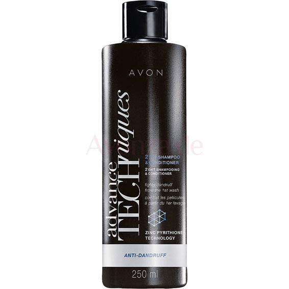 AVON Advance Techniques Anti-Schuppen 2-in-1 Shampoo & Spülung