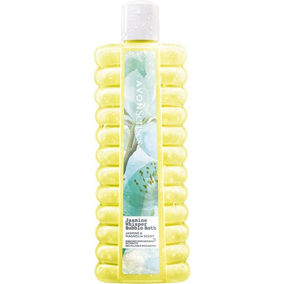 AVON BUBBLE BATH Schaumbad Jasmin 500 ml